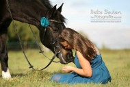 'love my horse'