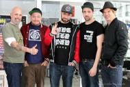 P. Orth - JKP, Antilopen Gang, Campino